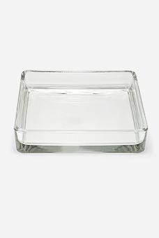 Glasteller Puro
