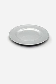 Teller Circle Silber